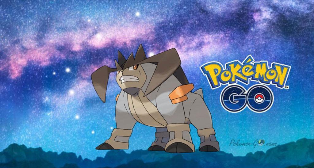 Pokemon Terrakion появился в рейдах Покемон ГО 5 звезд
