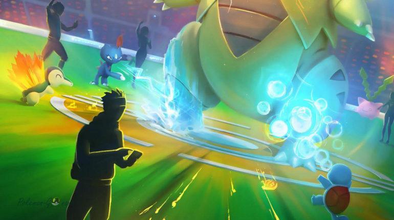 Награды за рейды в Pokemon GO - список предметов