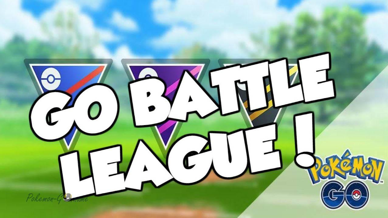 Покемон ГО Батл Лига - GO Battle League