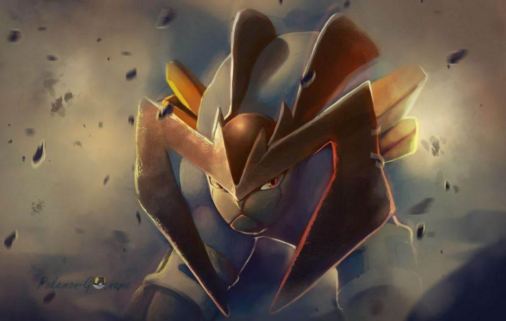 Terrakion Raid Hour в Pokemon GO