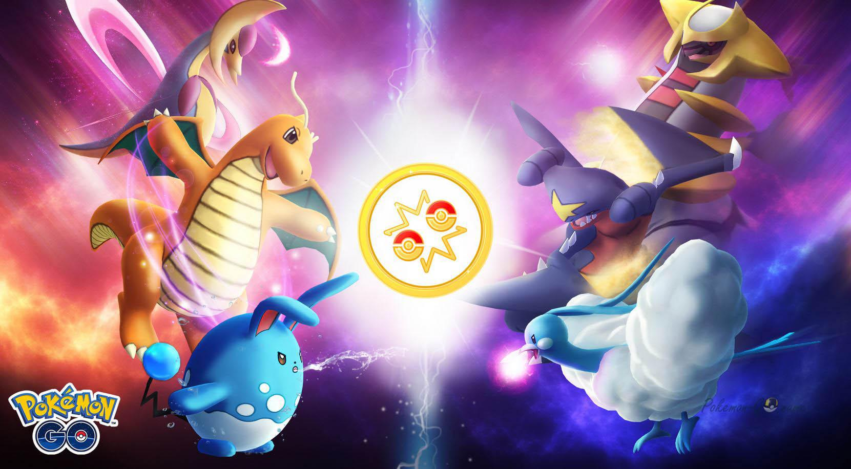 GO Battle League появилась в Pokemon GO