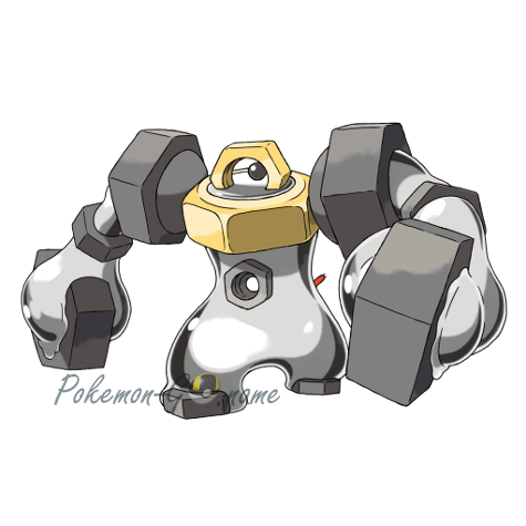809 - Мелметал (Melmetal)