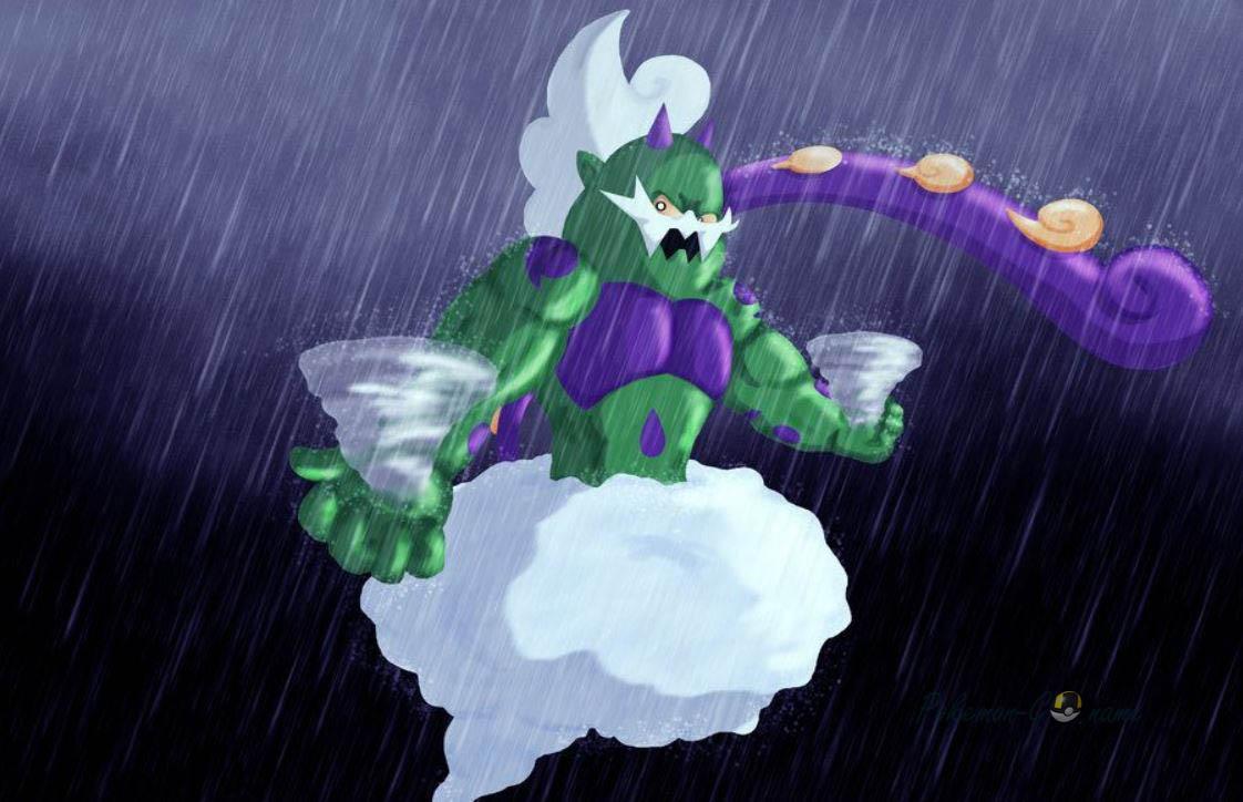 Торнадус появился в Покемон ГО - новый рейд Босс
