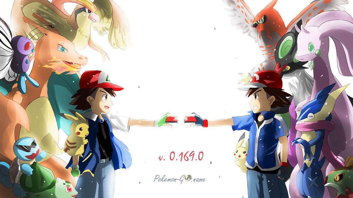Обновление игры Покемон ГО до новой версии 0.169.0