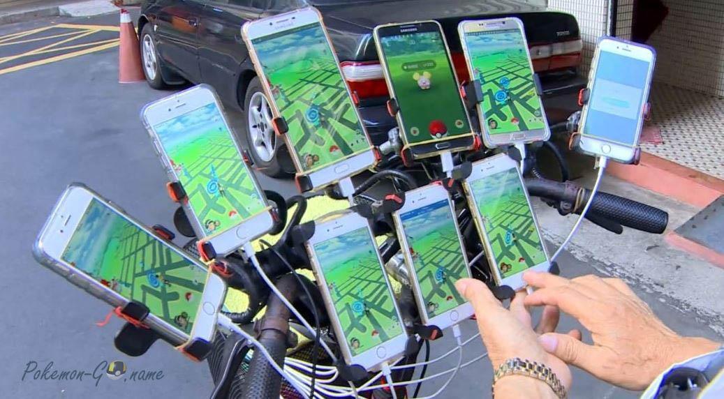 Телефоны для игры в Покемон ГО