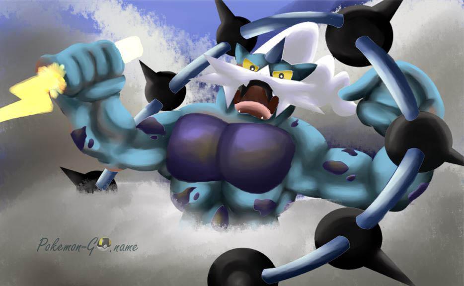 Legendary Thundurus появляется в Покемон ГО