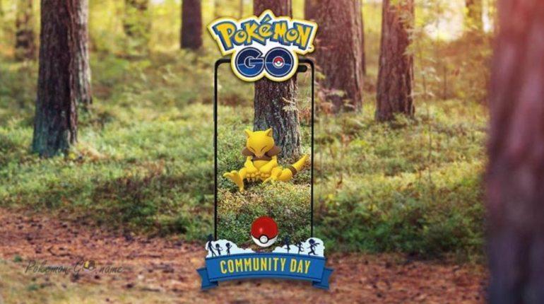 Abra Community Day в Апреле 2020 года