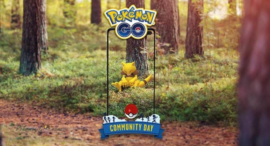 Abra Community Day в Апреле 2020 года