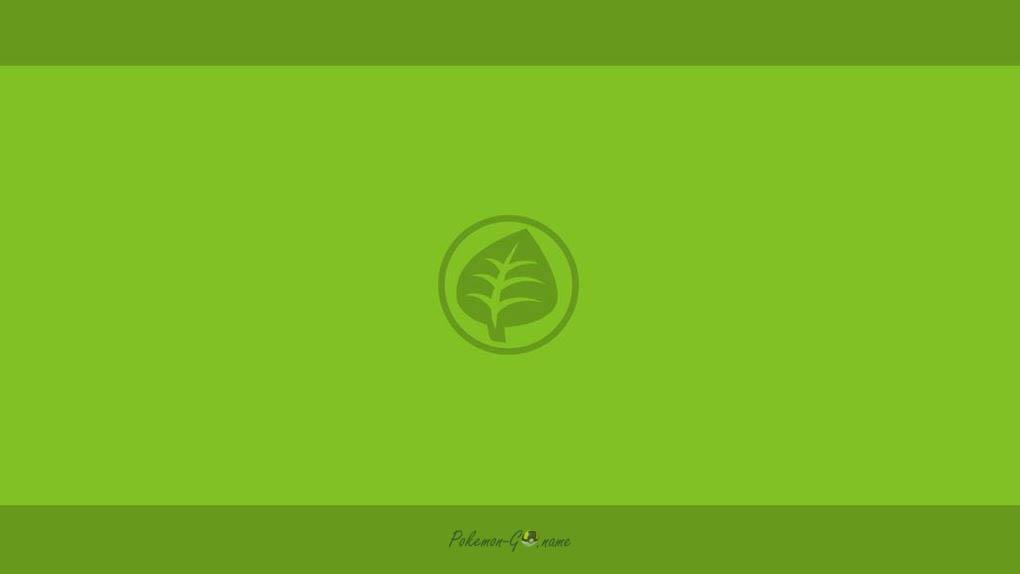 Покемоны травяного типа в Покемон ГО – Grass Type Pokemon