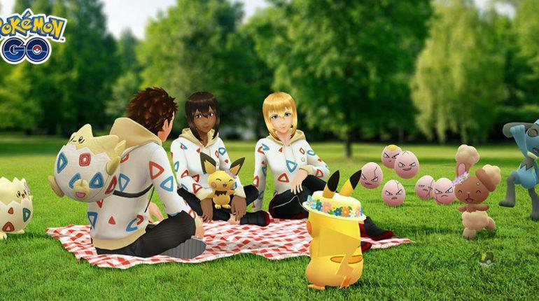 Ивент Spring Celebration 2020 в Покемон ГО