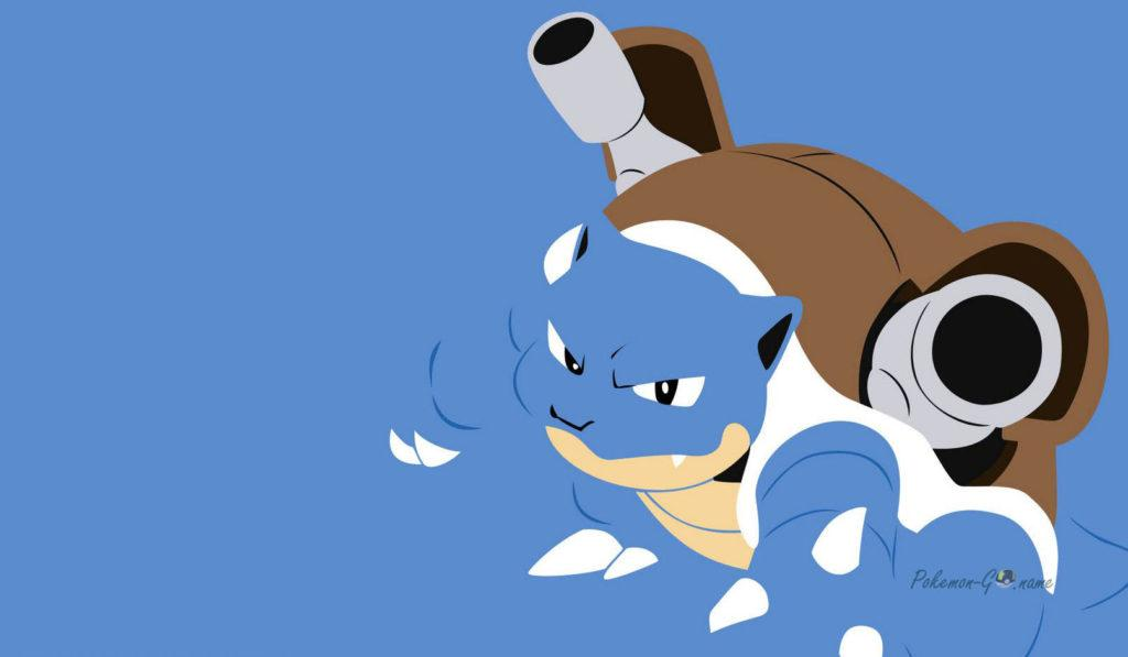 Рейд Босс Blastoise - кем победить Бластойза в Pokemon GO