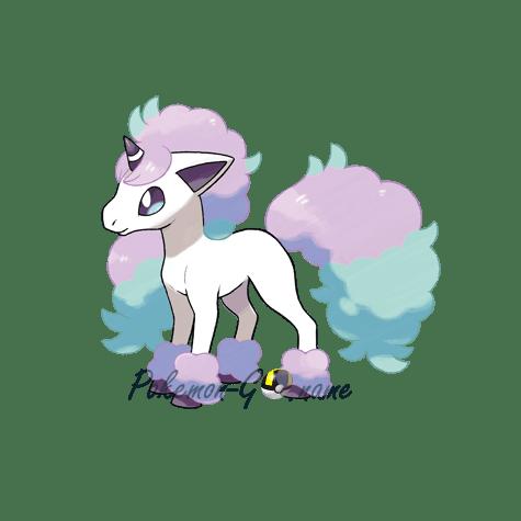 077 - Понита Галариан (Galarian Ponyta)