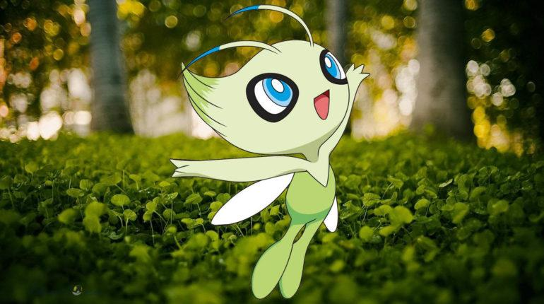 Квест A Ripple in Time в Pokemon GO - как получить Селеби