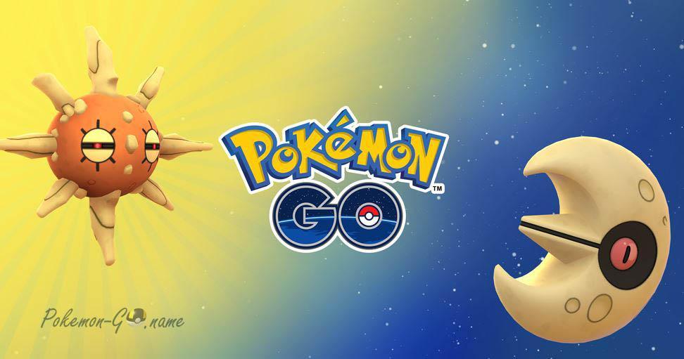 Ивент солнцестояния 2020 года в Pokemon GO