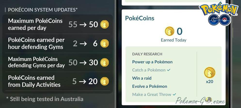 Как получить золотые монеты в Покемон ГО в 2020 году