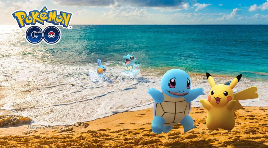 Первый Weekly Challenge Pokemon GO Fest 2020 года