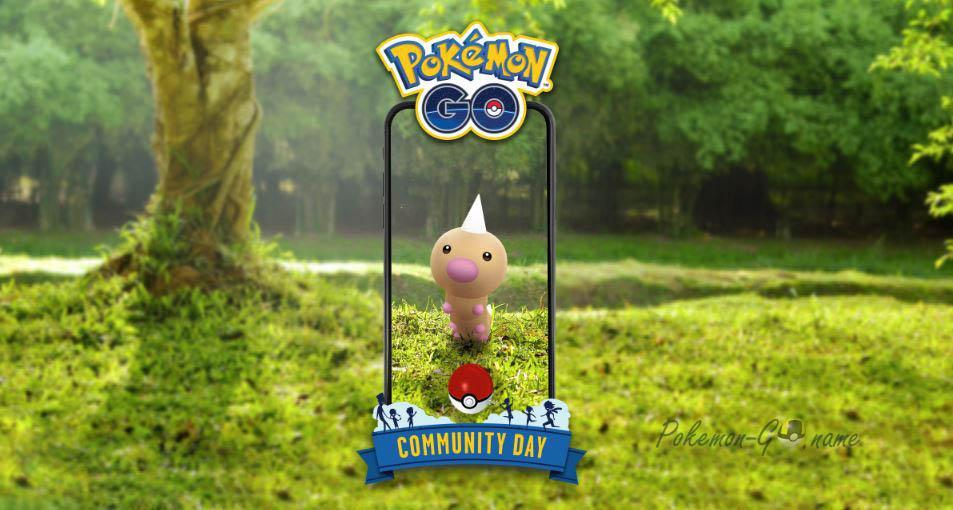 Weedle Community Day в Pokemon GO в июне 2020 года