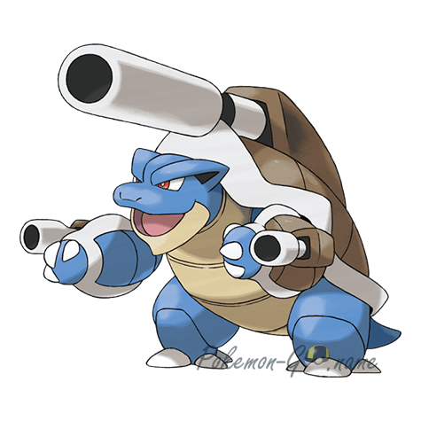 009 - Бластойз Мега (Mega Blastoise)