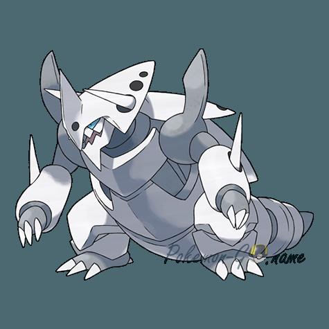 306 - Агрон Мега (Mega Aggron)