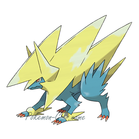 310 - Манектрик Мега (Mega Manectric)