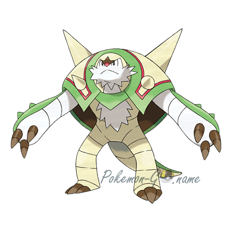 652 - Чеснаут (Chesnaught)