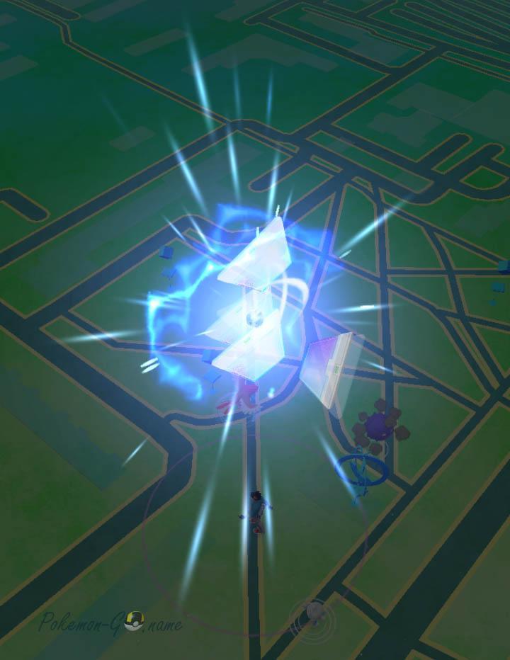 Создание радара в Покемон ГО