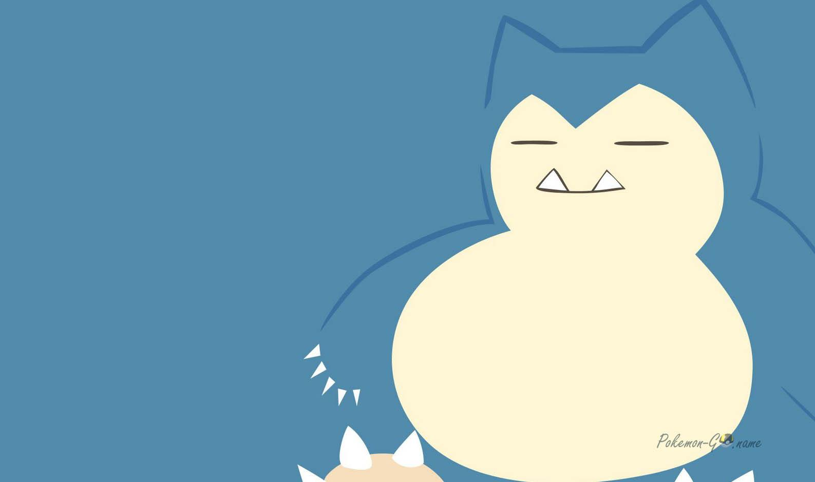 Кем бить Снорлакса в Pokemon GO - Raid Boss Snorlax
