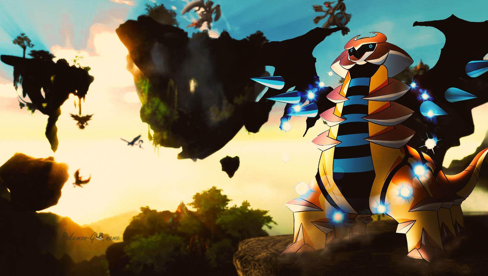 Блестящие Покемоны в Покемон ГО - что такое шайни