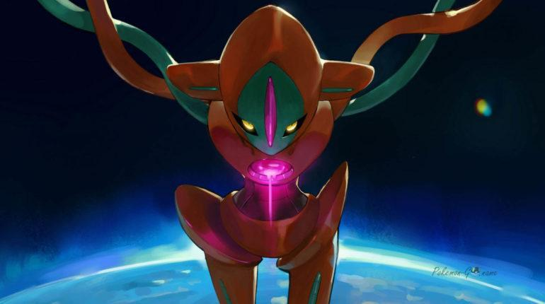 Deoxys Normal Forme Raid Hour в Покемон ГО