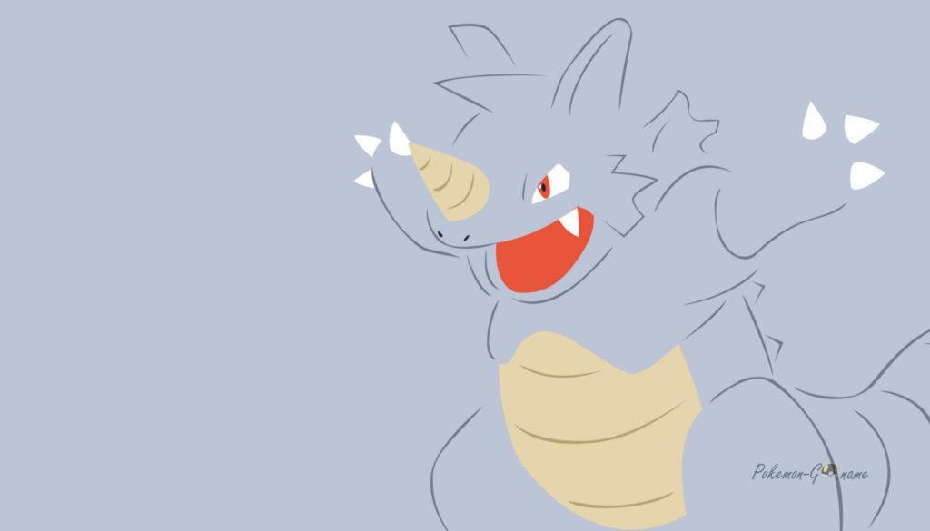 Кем бить Райдона в рейдах Pokemon GO