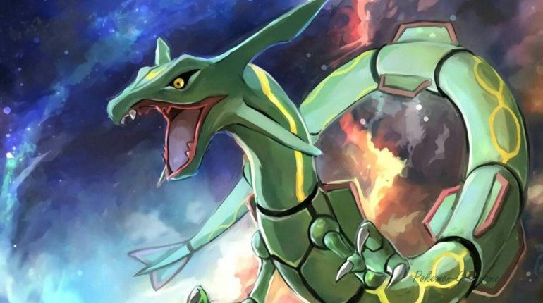 Rayquaza Raid Hour в Pokemon GO - 5.08.2020