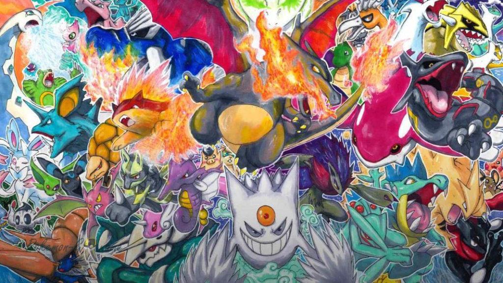 Шайни Покемоны в Покемон ГО - Shiny Pokedex