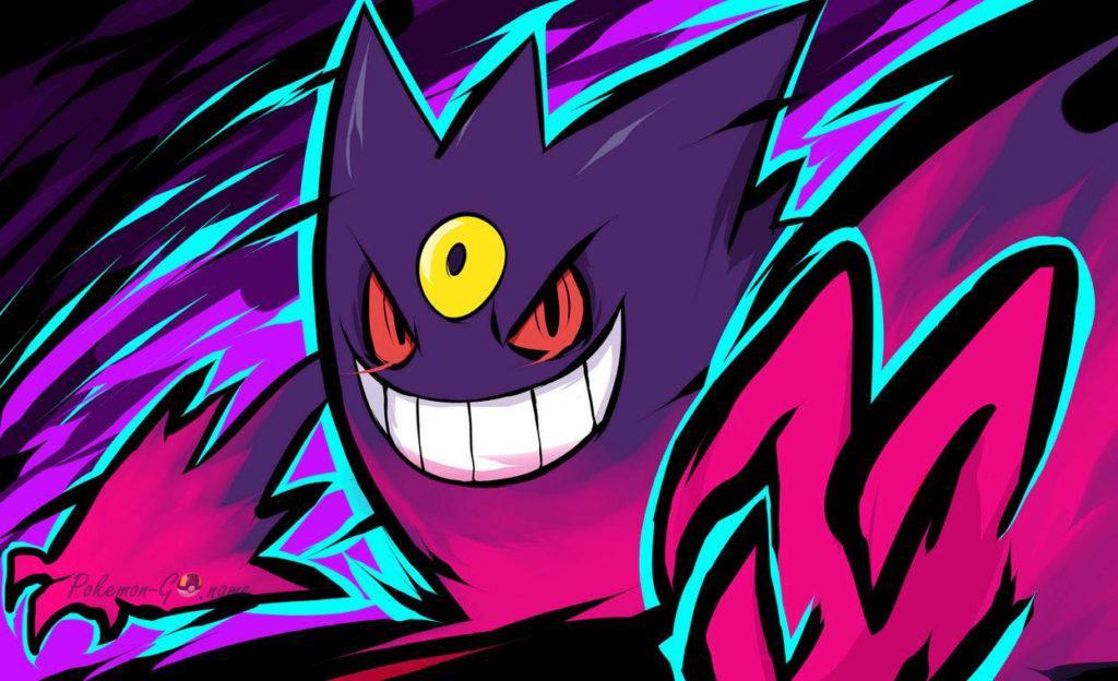 Грядет Мега Генгар в Pokemon GO