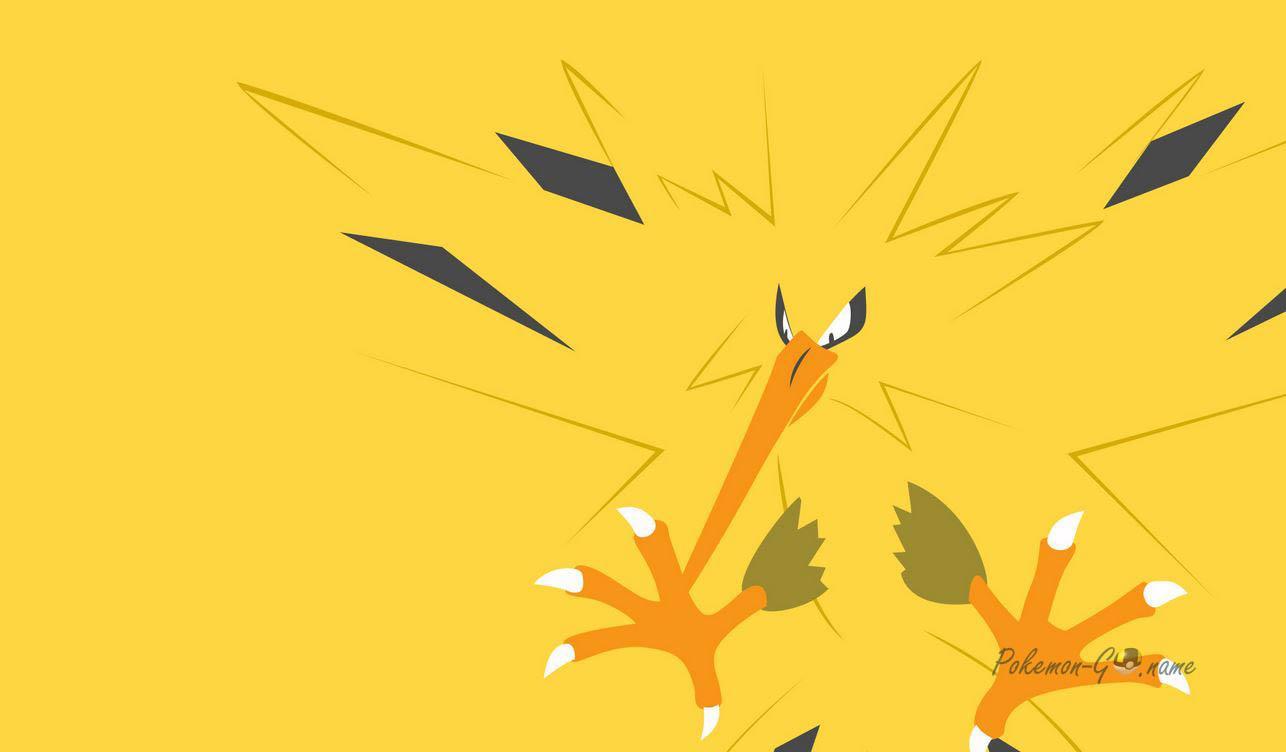 Кем бить рейд Босса Запдоса в Pokemon GO
