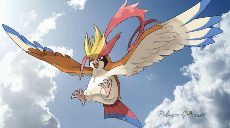 Мега Пиджеот грядет в Pokemon GO