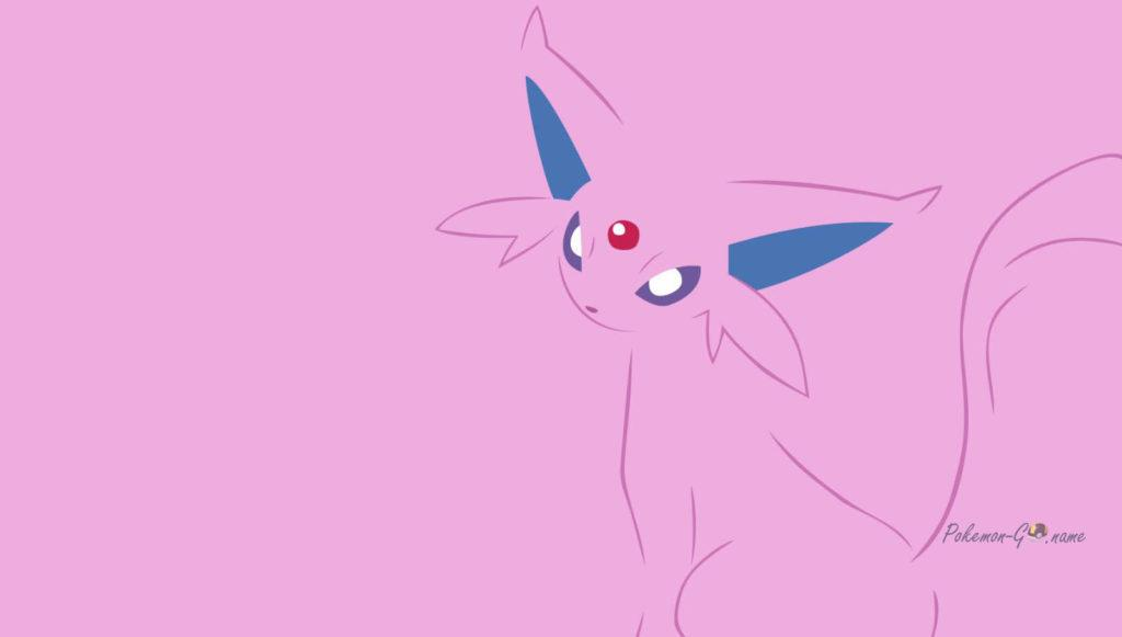 Raid Boss Espeon в Pokemon GO - Best Counters