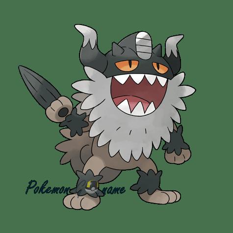 863 - Перрсеркер (Perrserker)