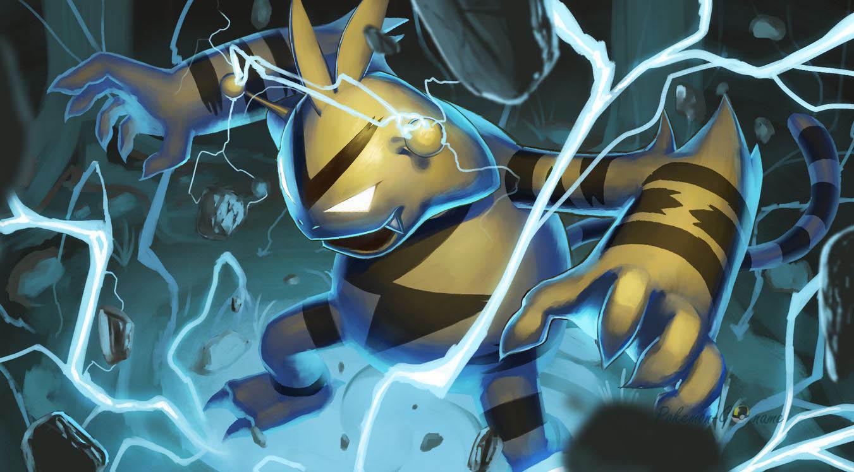 Electabuzz Community Day в Pokemon GO в ноябре 2020