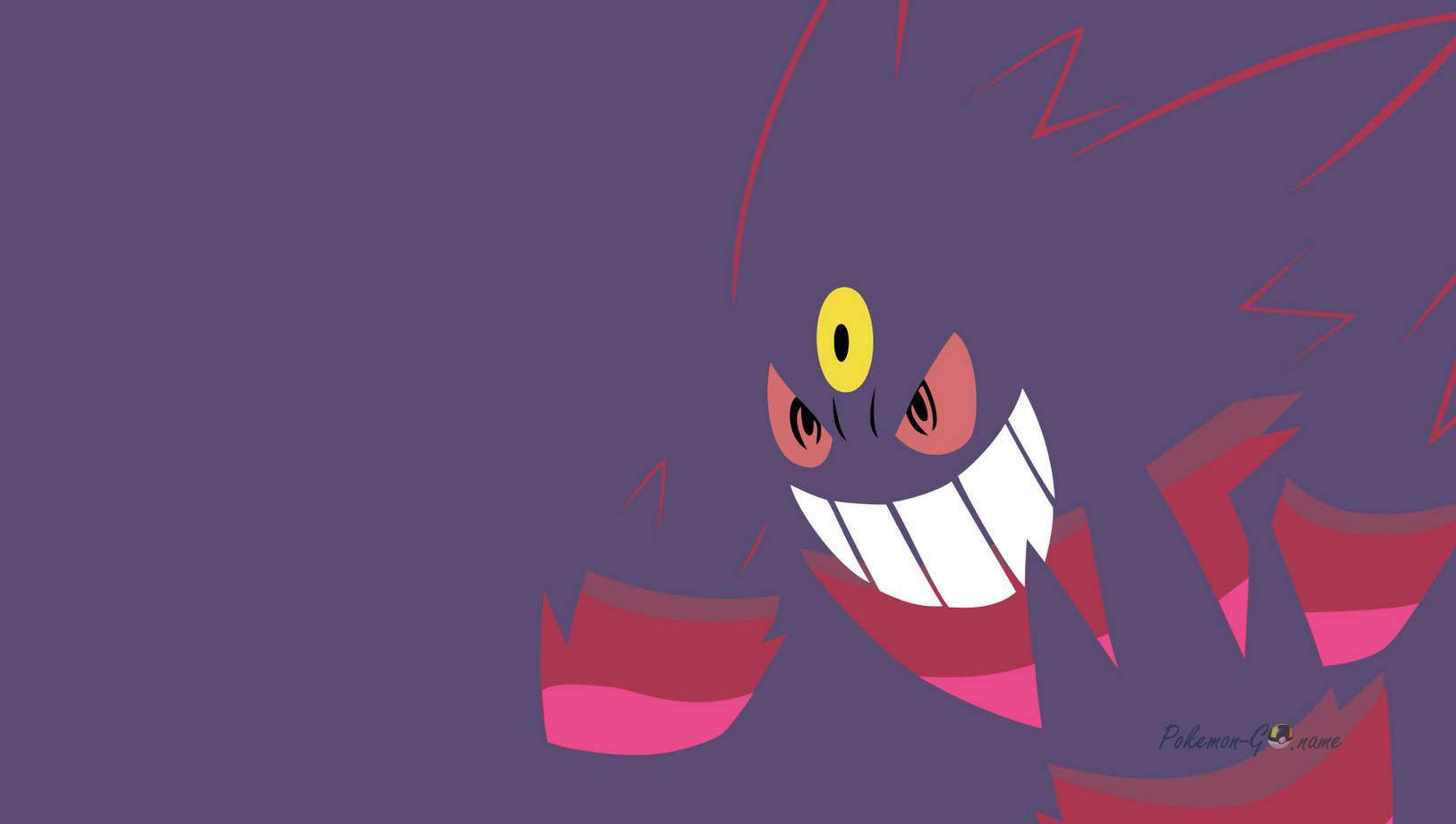 Кем бить рейд Босса Мега Генгара в Pokemon GO