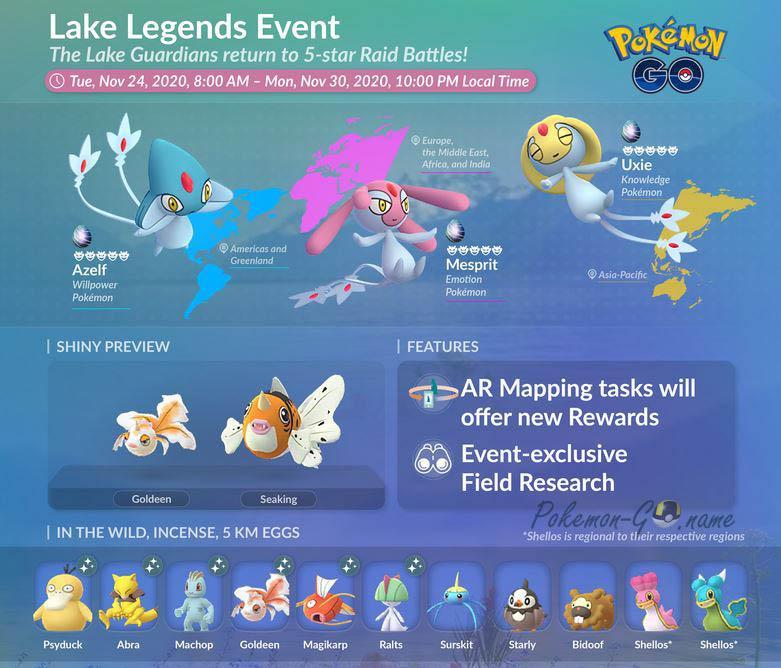 Lake Legends 2020