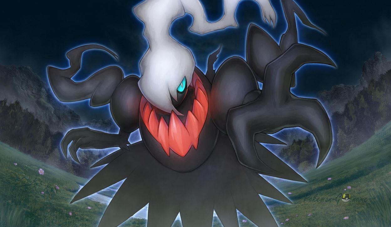 Legendary Raid Hour Darkrai в Pokemon GO 4 ноября 2020