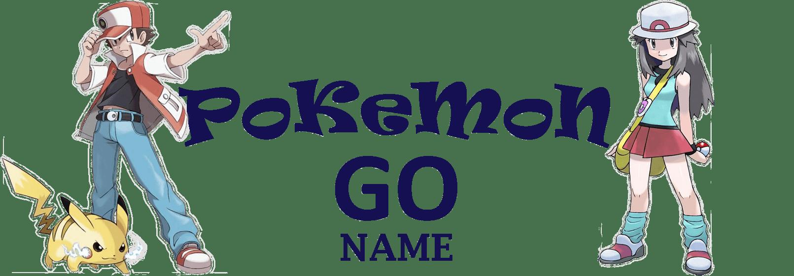 Pokemon GO Name | Новости, Ивенты, Обновления и Гайды игры Покемон ГО