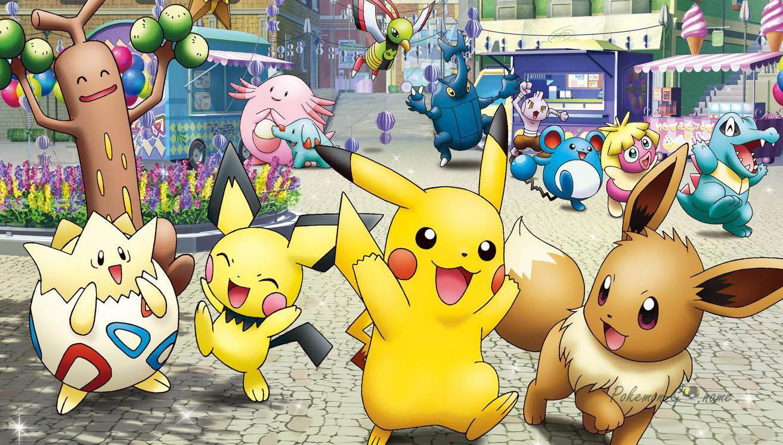 Полевые квесты в ноябре 2020 в Pokemon GO - доступные задания