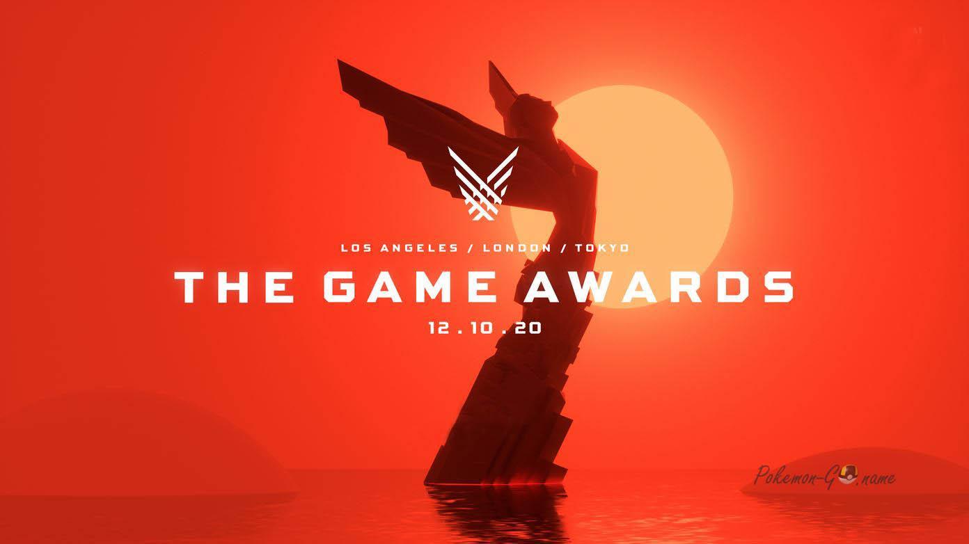 Мероприятие The Game Awards 2020 в Pokemon GO