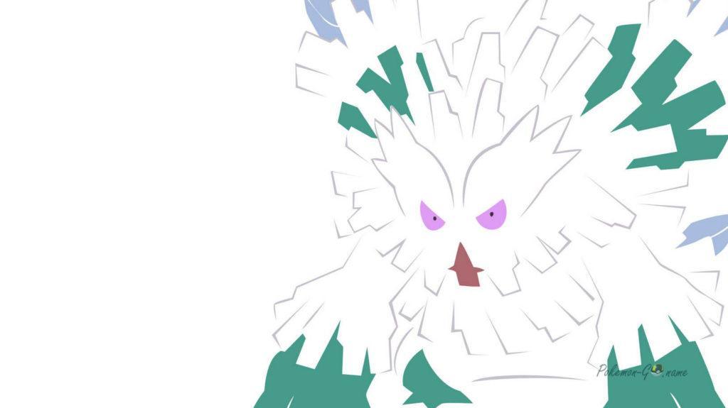 Рейд Босс Мега Абомасноу и кем его бить в Pokemon GO
