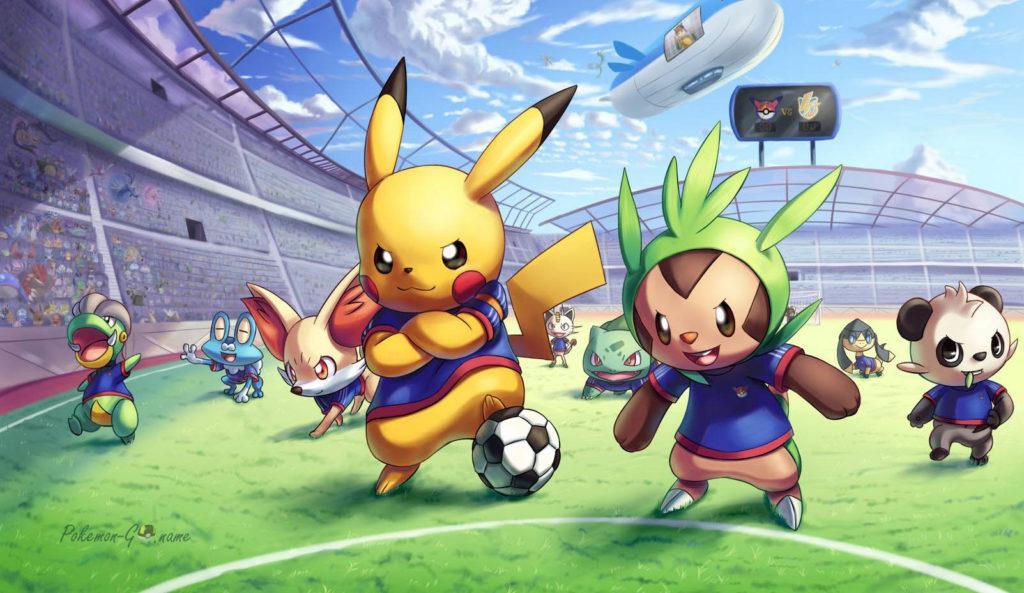 Теги в Покемон ГО - как создать Tag в Pokemon GO