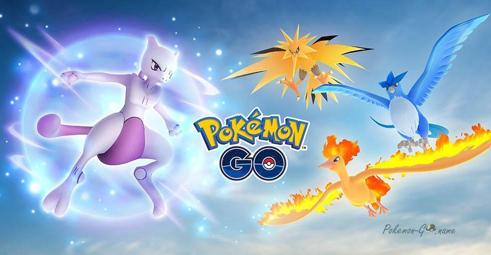 Час рейдов 24.02.2021 года в Pokemon GO
