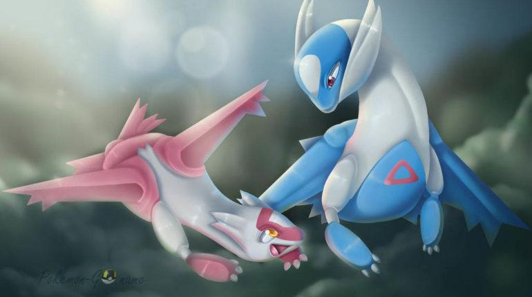 Час рейдов Latios и Latias в Pokemon GO