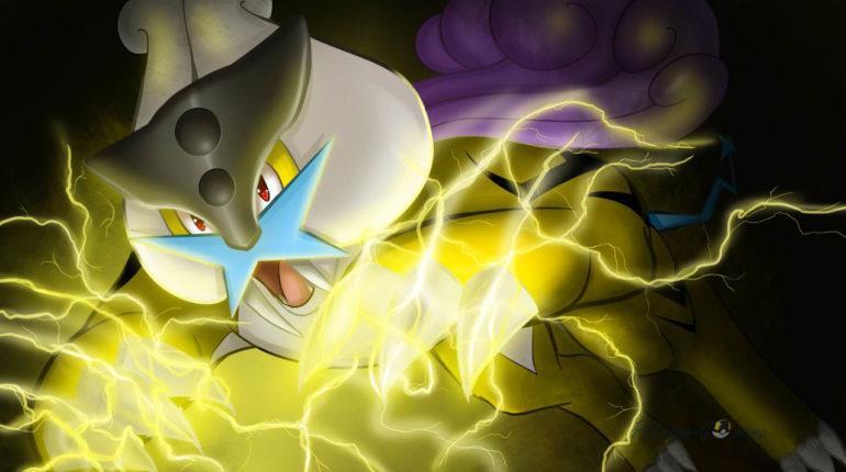 Час рейдов Райку в Pokemon GO