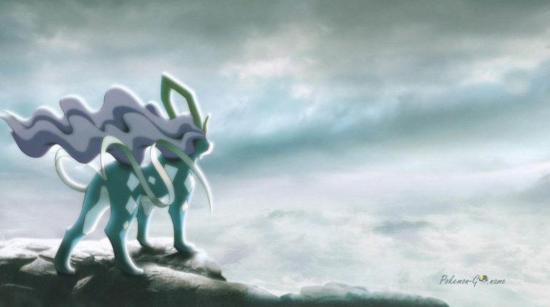 Час рейдов Суикуна 8 февраля 2021 года в Pokemon GO